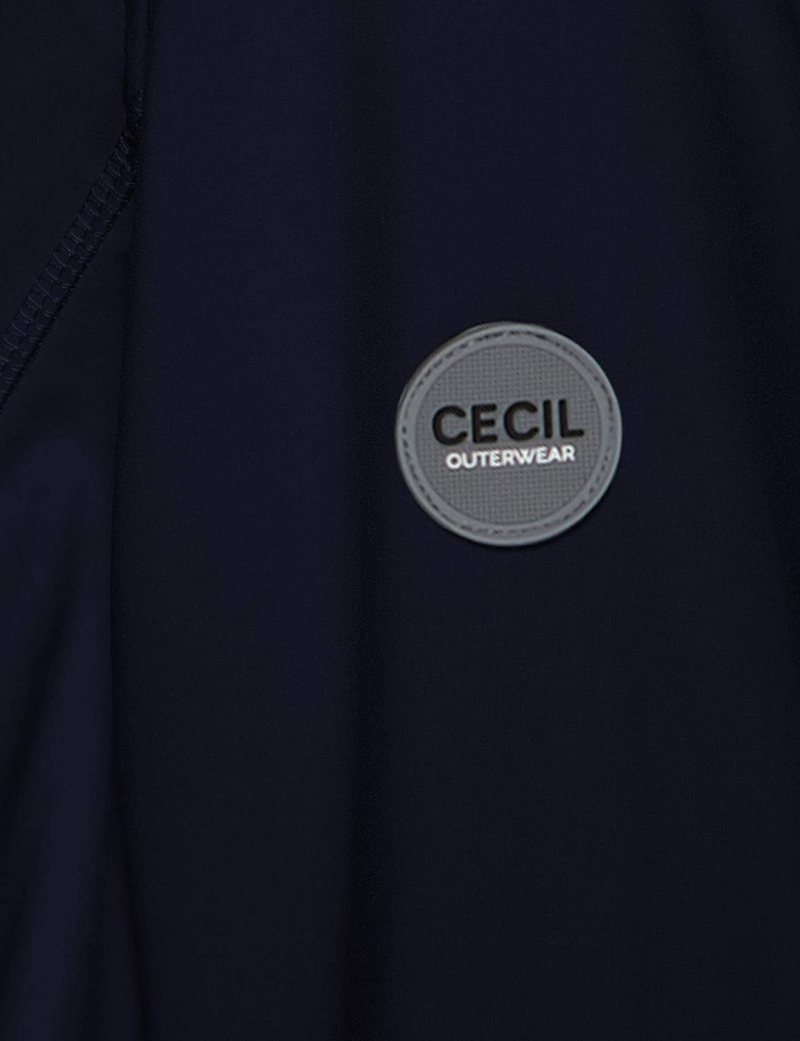 Cecil Damen Mantel Blau (Deep Blue)