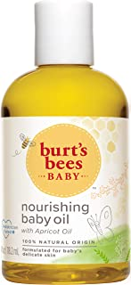 Burts Bees Baby Bee Nourishing Baby Oil - 4 oz.