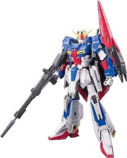 Bandai Hobby #10 Zeta Gundam Scale 1/144 Real Grade Figure (japan import)
