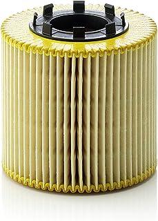 Original MANN-FILTER Filtro de aceite HU 923 x – Set de filtro de aceite juego de juntas – Para automóviles