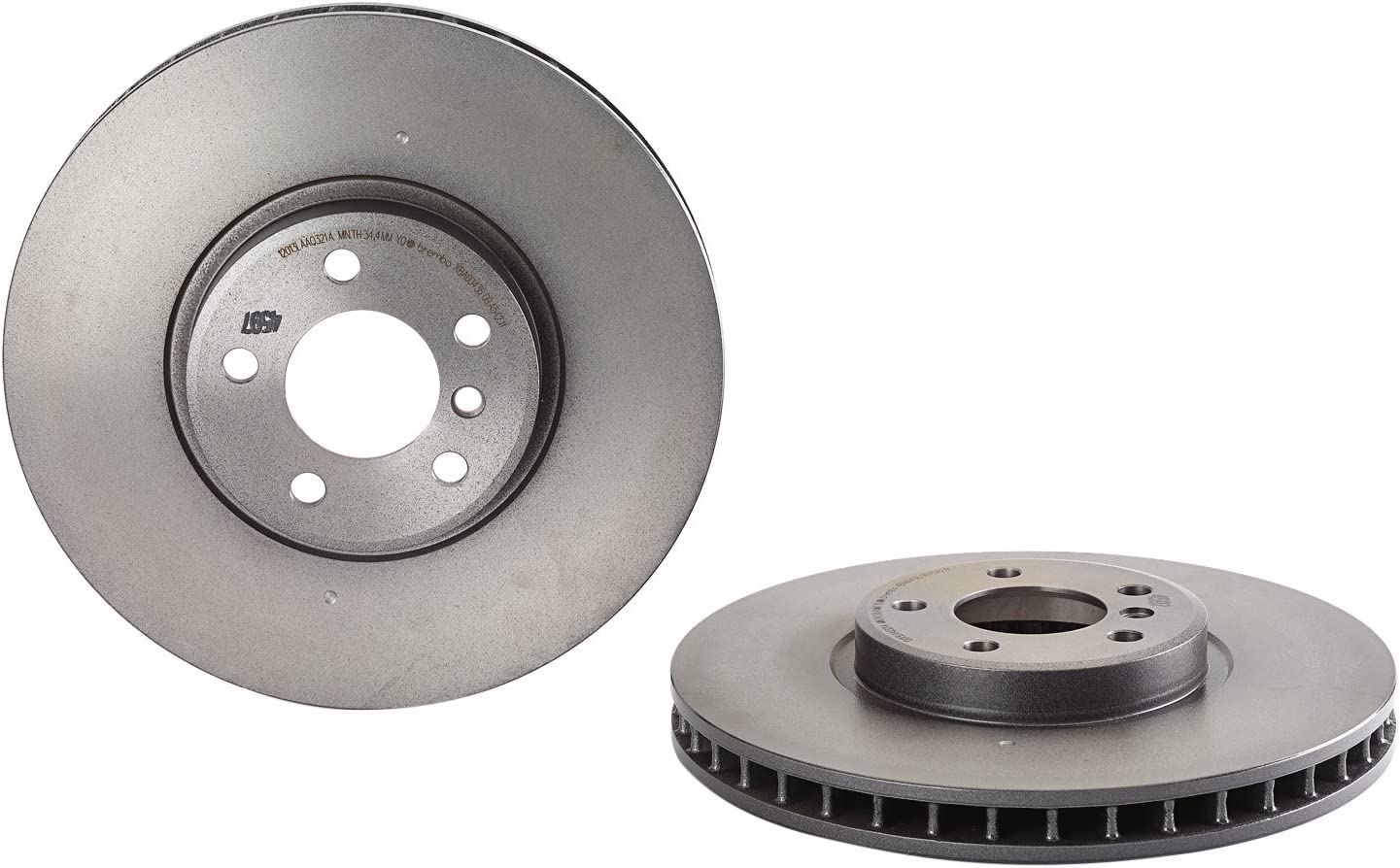 Brembo Safety and trust 09.A542.11 UV Coated Brake Front Disc Dallas Mall Rotor