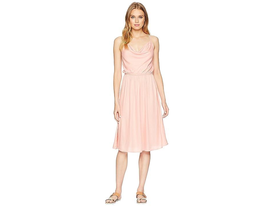 Volcom Mystic Mama Dress (Coral Haze) Women