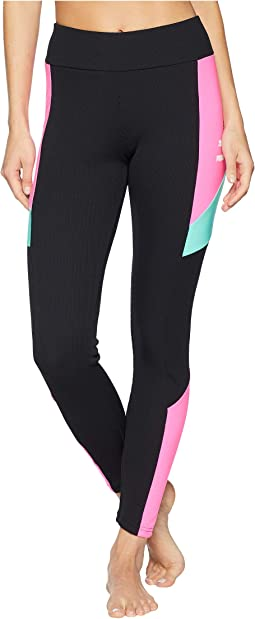 Retro Rib Leggings