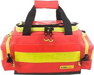 AEROcase - Pro1R BM1 Notfalltasche M Polyester, Farben:Rot