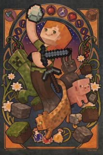 Poster Minecraft- Alex Nouveau 24 x 36in