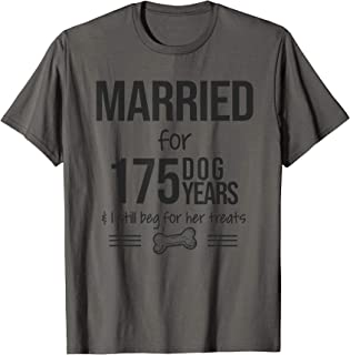 25 Year Anniversary Gift, 25th Wedding Anniversary, For Him T-Shirt