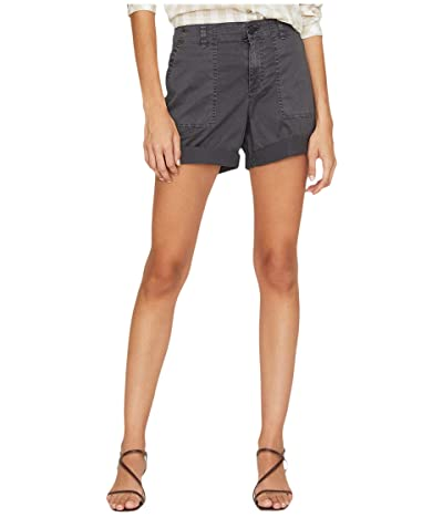 Sanctuary Squad Shorts (Washed Black) Women
