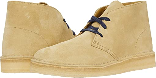 Maple Suede