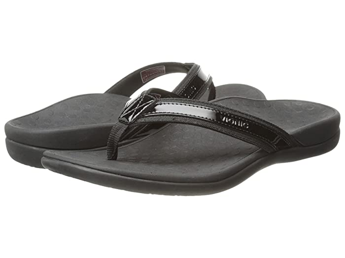 VIONIC Tide II (Black) Women's Sandals
