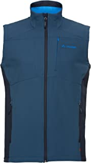 VAUDE mens Men's Miskanti S Vest hiking-apparel