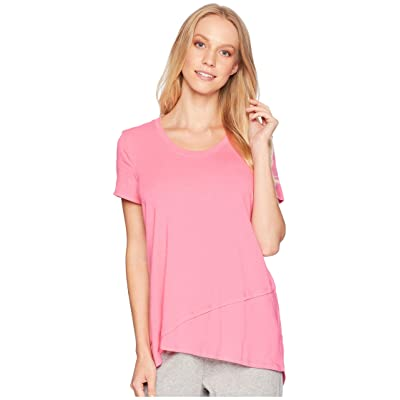 Jockey Short Sleeve Top (Rose Quartz) Women