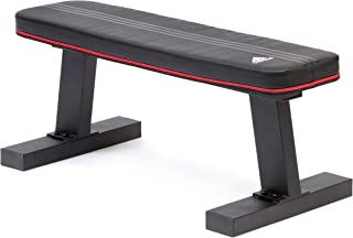 Adidas ADBE-10232 Flat Training Bench, Black