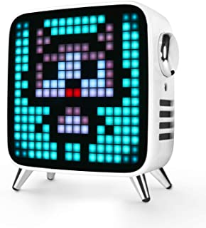 Divoom Tivoo Max Pixel LED Art Bluetooth Speaker with 40 W Output Power and Integrated Battery and Smart App - Colour Godd...