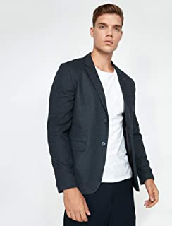 Cep Detayli Ceket