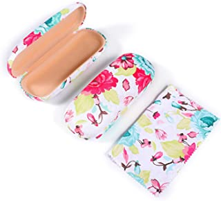 Personalized Cowprint Cowgirl Eyeglass Case /& Cloth