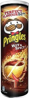Pringles Hot & Spicy | Scharfe Chips | Einzelpackung 1 x 200g