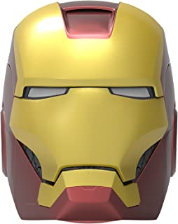 iHome Kiddesigns Bluetooth Helmet Speaker Marvel Iron Man (Vi-B72IM - Multi Color)