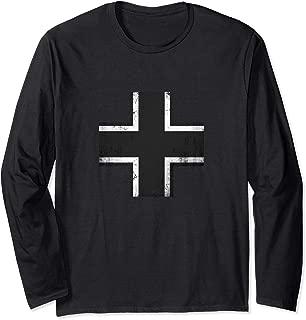 WWII German Military Balkenkreuz Iron Cross T-Shirt
