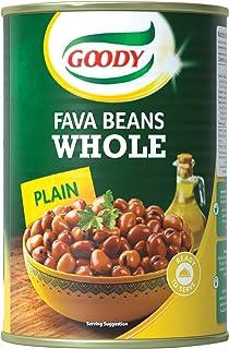 Goody Fava Beans Plain Medammes, 450 gm