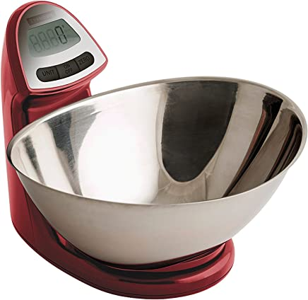 Typhoon Electronic Scales, Red 29070