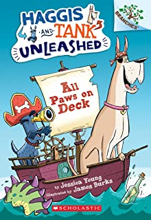 All Paws on Deck: A Branches Book (Haggis and Tank Unleashed #1), Volume 1: A Branches Book