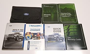 2012 Ford F-150 Owners Manual