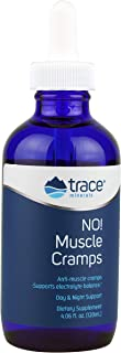 Trace Minerals Liquid No! Muscle Cramps Supplement, 4.06 Ounce
