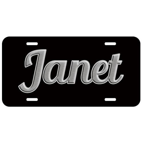 Personalized Plates for Cars: Amazon com