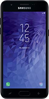 Tracfone Samsung Galaxy J3 Orbit 4G LTE Prepaid Smartphone (Locked) - Black - 16GB - Sim Card Included - CDMA