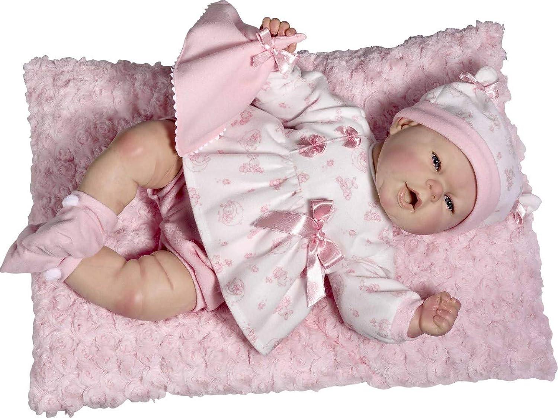 Rosa toys Wiedergeborene Schlafanzugtiere B07LFJQB2P Elegantes und robustes Menü  | Gewinnen Sie hoch geschätzt