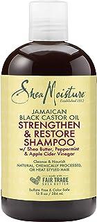 Shea Moisture Jamaican Black Castor Oil Strengthen and Restore Shampoo, 384ml