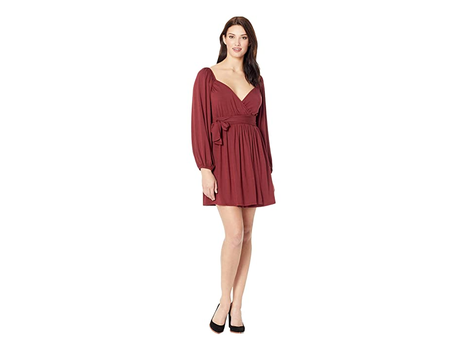 Rachel Pally Sera Wrap Dress (Gamay) Women