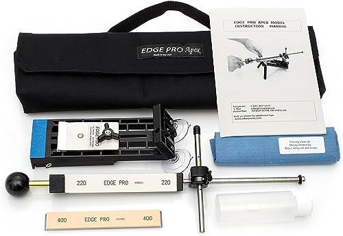 lowest Edge Pro Apex new arrival 1 Knife lowest Sharpener Kit online
