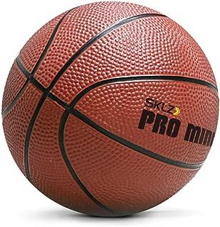 SKLZ Pro Mini Hoop 5-Inch Rubber Basketball