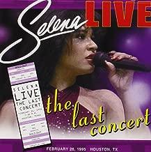 Selena Live - The Last Concert