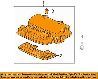 Honda Genuine 83403-TA0-J11ZC Center Console Garnish Assembly