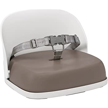 OXO Tot Perch Booster Seat with Straps, Taupe