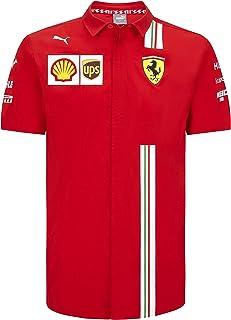 Ferrari Men's 2020 Team Shirt