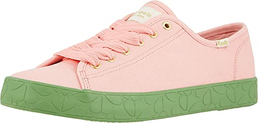 Pink/Green Canvas