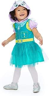Paw Patrol Girls' Hooded Costume Dress & Leggings Set