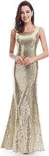Sequin Elegant Formal Dresses