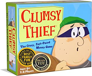 Melon Rind Clumsy Thief Money Math Game - Adding to 100 Card Game for Kids (Ages 8 and up)