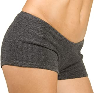 Yoga Booty Shorts Stretch Knit Cozy Durable & Sexy