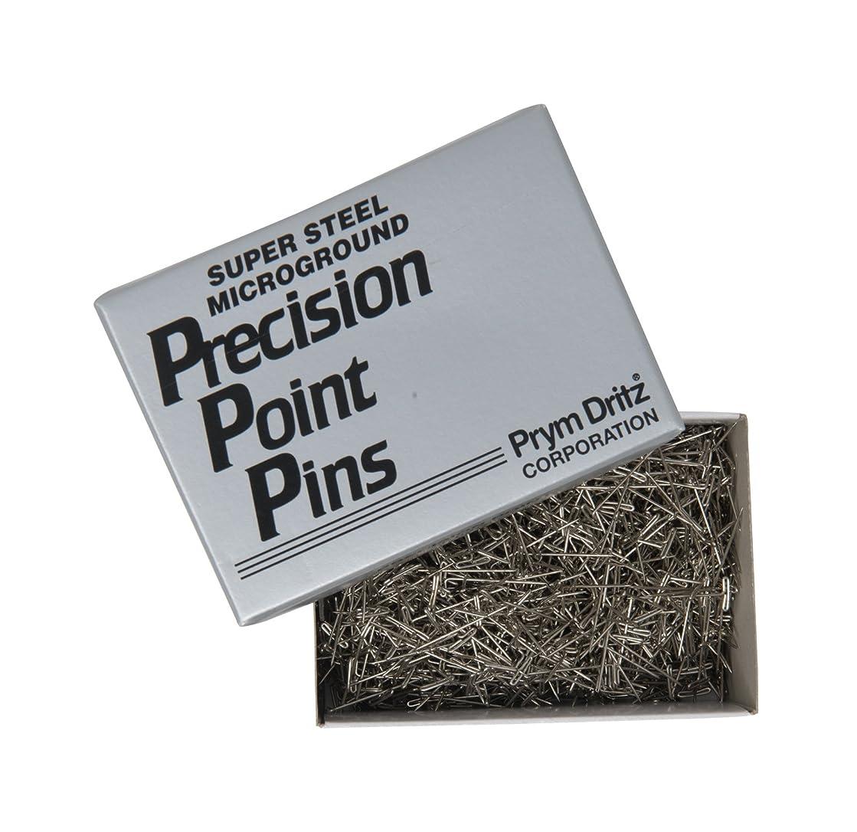 Dritz 214100 Bulk Package # #16 Nickel-Plated Steel T-Pin, 1,500-Pack, Silver
