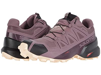Salomon Speedcross 5 GTX(r) (Flint/Black/Bellini) Women