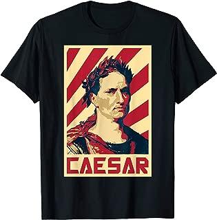 Julius Caesar Retro Propaganda T-Shirt