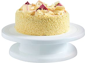 VonShef Cake Stand Turntable - Professional Icing and Decorating - Rotating Plate