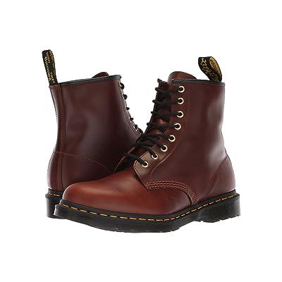Dr. Martens 1460 Core (Cognac Aqua Glide) Boots