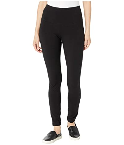 Lysse Cotton Leggings (Black) Women