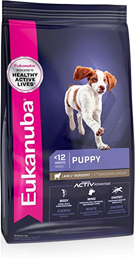 Eukanuba Puppy Formula Chicken Dry Dog Food